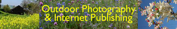 Outdoor Photography & Internet Publishing