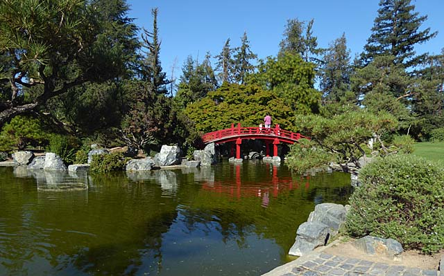 Japanese Friendship Gardens